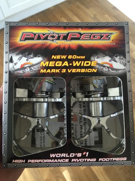 Pivot Pegz i pakke