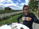 Fancy kaffebeholder